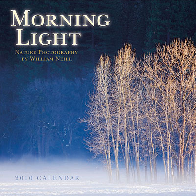 William Neill's Morning Light 2009 Calendar